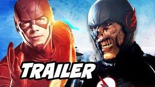 Download The Flash Season 4 Promo Arrow Season 6 Reel DCTV 2017 Breakdown Video