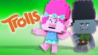 Download Minecraft Parody - TROLLS! - (Minecraft Animation) Video
