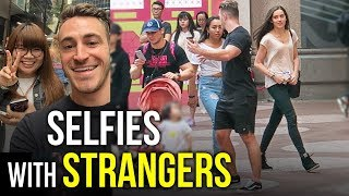 Download SELFIES with STRANGERS | Comfort Zone Challenge Video