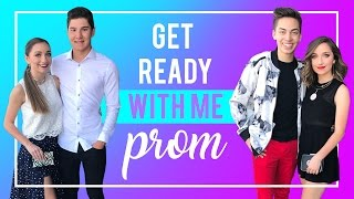 Download ″Get Ready With Me″ PROM 2017 | Brooklyn and Bailey GRWM & RDMAs Video