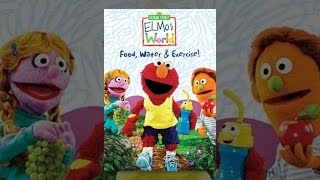 Download Sesame Street: Elmo's World: Food, Water & Exercise! Video