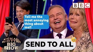 Download Eamonn Holmes' bathroom secrets revealed 😂🚽 by Michael's hilarious text - Send To All Video