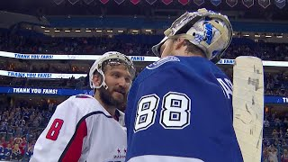 Download Lightning & Capitals shake hands after seven exciting games Video