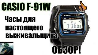 c20c93dd0fb Download Обзор Casio F-91 W   Не убиваемые часы выживальщика. Review Video