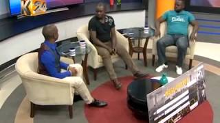 Download EXCLUSIVE: Meet the newest multi-millionaire in town- Gordon Ogada (PT2) Video