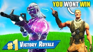 Download this kid bet me 10,000 VBUX I Couldnt Win In Fortnite! Video