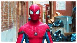 Download Spider man Homecoming ″Friendly Neighbourhood Spiderman″ Movie Clip (2017) Superhero Movie HD Video