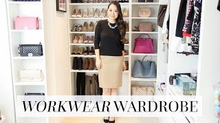 Download Workwear Essentials & Where To Get Them | Building a Workwear Wardrobe Video