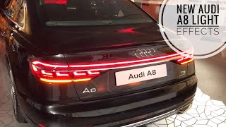 Download NEW Audi A8 OLED Lights (amazing effects) ! Video