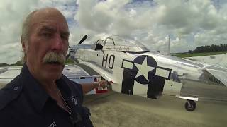 Download North American P-51D Mustang - Part 1 - Walkaround - Kermie Cam Video