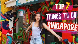 Download Top 7 Things to do in Singapore Video