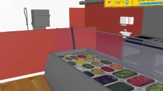 Download Kebab Shop Design Video