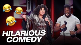 Download Best Of The Champions Comedians - America's Got Talent: The Champions Video