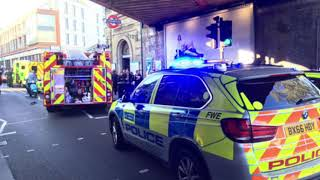 Download MANY BURNED IN TERROR ATTACK ON LONDON SUBWAY TRAIN. LIVE LINK. NEW VIDEOS ADDED. Video