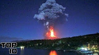 Download Top 10 Volcanic Eruptions Caught on Camera Video
