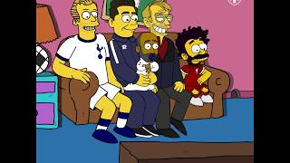 Download The Champions League Final Comes To Springfield Video
