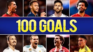 Download 100 Incredible Goals Of The Year 2018 Video
