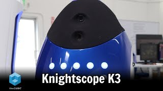 Download K3 Robot, Knightscope | Knightscope Innovation Day Video
