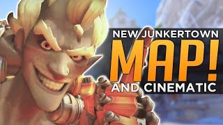 Download Overwatch: NEW Map Junkertown & Cinematic! - Gameplay & Animated Short SOON! Video