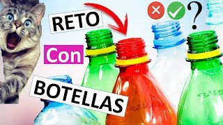 Download 9 Manualidades con BOTELLAS DE PLÁSTICO o life hacks (make my craft challenge) Video