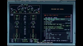 Download Airbus A350 SIMULATOR - Dual Engine Failure at Cruise Level (ENG sub) Video