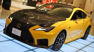 """Download レクサス 新型 RC F """"Carbon Exterior package"""" 内外装 