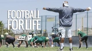 Download Football for Life - Long Beach Poly: Episode 1 Video