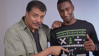 Download Neil deGrasse Tyson Interviews MKBHD - The Future of Tech Video