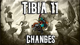 Download [TibiaTome] Tibia 11 Changes Video