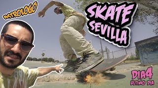 Download SKATE en Sevilla 💃ULTIMO DÍA día 4 ( vacaciones ) Video