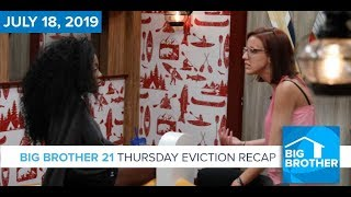 Download Big Brother 21 Eviction Night Recap   July 18, 2019 #BB21 Video