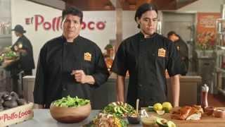 Download EL POLLO LOCO Hand Carved Chicken Salad commercial! Video