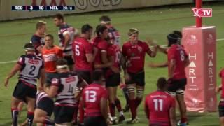 Download St.George Queensland Reds v Rebels Pre-Season Match - Scoring Plays Video