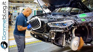 Download 2020 BMW X5- PRODUCTION (BMW USA Car Factory) Video