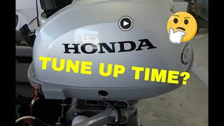 Download HOW TO TUNE UP A HONDA 2.3 HP OUTBOARD ON MY TWIN TROLLER X10 Video