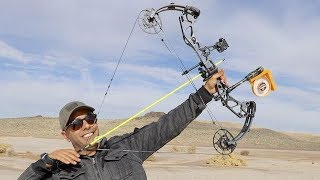 Download How far do Arrows fly at 45 Degree angle (LETS TRY AGAIN) Video