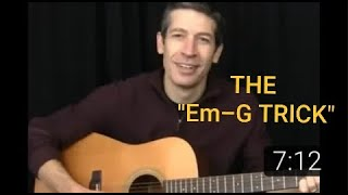 Download THE Em-G TRICK ! (or How Pink Floyd Taught Me To Use Drone Strings) Video