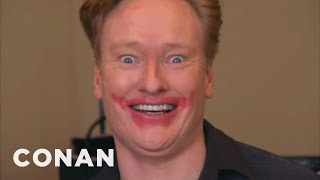 Download Conan Becomes A Mary Kay Beauty Consultant - CONAN on TBS Video