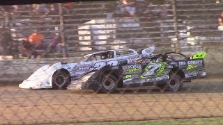 Download Super Late Model Heat Two | Stateline Speedway | 7-15-17 Video