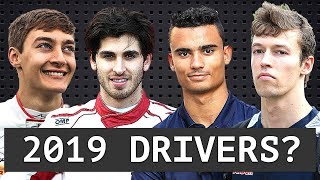 Download Latest 2019 F1 Driver Rumours - Wehrlein & Kyvat to Toro Rosso? - Massive News Update Video