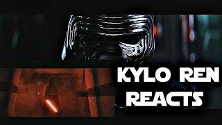Download Kylo Ren Reacts To Rogue One Ending Video