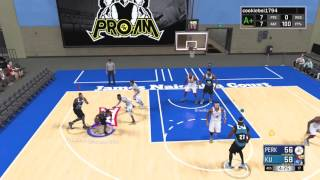 Download REVENGE FOR DISRESPECTING THE OPPONENT - NBA 2K17 Pro Am Gameplay Video