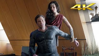 Download Bruce Wayne & Diana Prince | Justice League 4k SDR Video