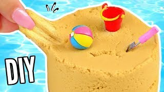 Download 4 DIY Summer Slimes! Pool Party, Beach Sand Slime, Jell-O Slime & More! Video