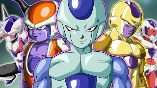 Download All Of Frieza's Race Forms And Transformations Video