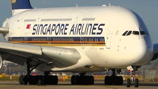 Download 5 BIG PLANES Takeoff From VERY CLOSE UP | Melbourne Airport Plane Spotting Video