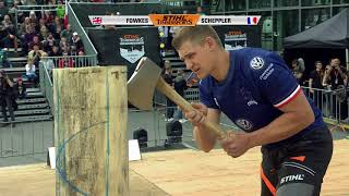 Download STIHL TIMBERSPORTS® Rookie World Championship 2017 Video