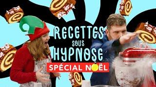 Download Hypnotisée, elle se transforme en lutin et s'attaque à une bûche de Noël! 😳🎄 Video