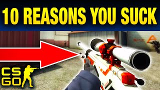 Download 10 Reasons You Suck At AWPing In CS:GO Video