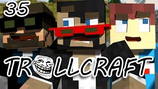 Download Minecraft: TrollCraft Ep. 35 - RIP MY BASE AGAIN Video